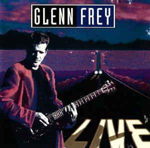 CD - Glenn Frey – Live - IMP