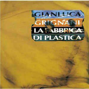CD - Gianluca Grignani - La fabbrica di plastica - IMP