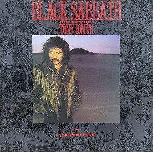 CD - Black Sabbath Featuring Tony Iommi – Seventh Star