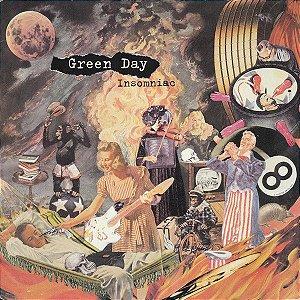 CD - Green Day - Insomniac