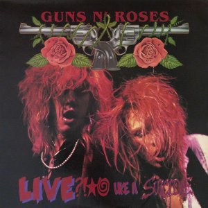 CD - Guns N' Roses - G N' R Lies