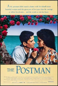 DVD - O Carteiro e o Poeta (The Postman)
