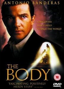 DVD - O Corpo (The Body).