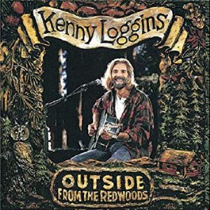 CD - Kenny Loggins - Outside: From The Redwoods - IMP