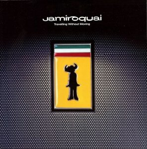 CD - Jamiroquai - Travelling Without Moving