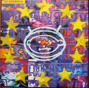 CD - U2 - Zooropa