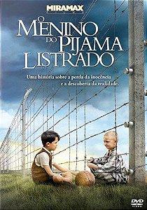 DVD - O Menino de Pijama Listrado (The Boy in the Striped Pyjamas)