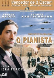 DVD - O Pianista (The Pianist).