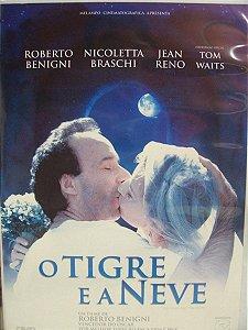 DVD - O Tigre e a Neve (The Tiger and the Snow)