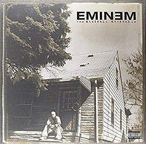 CD - Eminem - The Marshall Mathers Lp