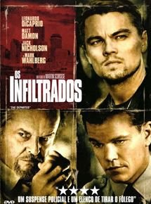 DVD - Os Infiltrados (The Departed)