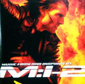 Various ‎– Music From And Inspired By Mission:Impossible 2