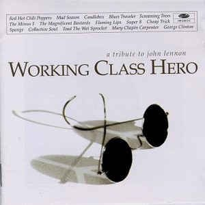 CD - Various ‎– Working Class Hero - A Tribute To John Lennon - IMP