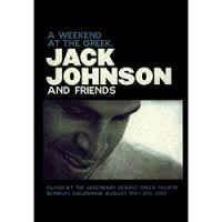 JACK JOHNSON LIVE IN JAPAN + WEEKEND AT THE GREEK 2 dvd