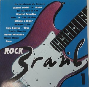 CD - Various - Rock Brasil - Vol. 1