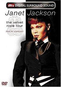 DVD - JANET: THE VELVET ROPE