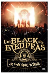 DVD - THE BLACK EYED PEAS: LIVE FROM SYDNEY TO VEGAS
