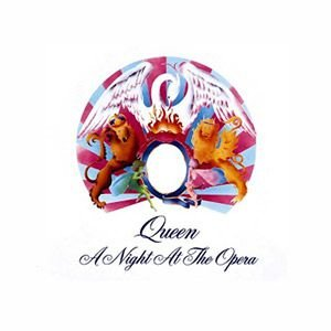CD - Queen - A Night At The Opera - IMP