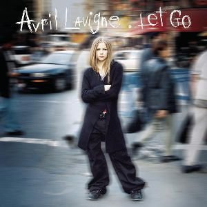 CD - Avril Lavigne - Let Go