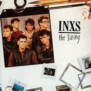 CD - INXS - The Swing IMP. GERMANY