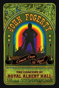 DVD - JOHN FOGERTY: COMIN' DOWN THE ROAD