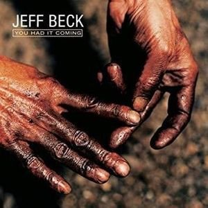 CD  - Jeff Beck - You Had It Coming