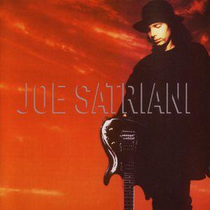 CD - Joe Satriani - Joe Satriani - instrumental - IMP