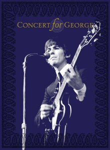 DVDs (2) George Harrison - CONCERT FOR GEORGE