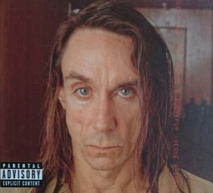 CD - Iggy Pop - Avenue B - IMP