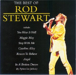 CD - Rod Stewart - The Best Of Rod Stewart