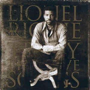 CD - Lionel Richie ‎– Truly - The Love Songs