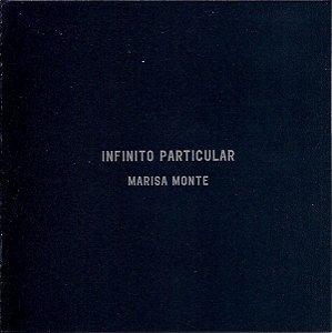 CD - Marisa Monte – Infinito Particular