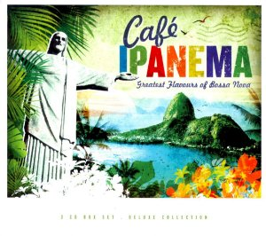 CD - Various - Café Ipanema: Greatest Flavours of Bossa Nova  (Digipack)