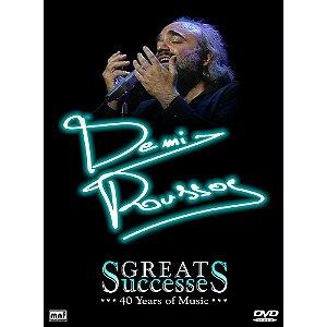 DEMIS ROUSSOS 40 YEARS OF MUSIC