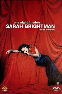 DVD - SARAH BRIGHTMAN: ONE NIGHT IN EDEN - LIVE IN CONCERT