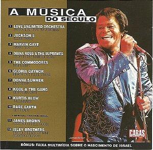 CD - Coleção A Música do Século CARAS - Volume 18 (Vários Artistas)