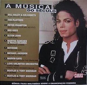 CD - Coleção A Música do Século CARAS - Volume 8 (Vários Artistas)