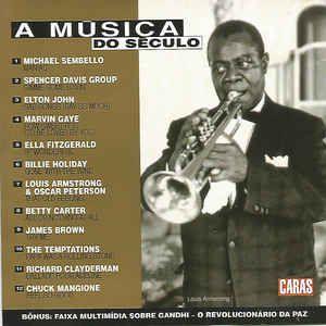 CD - Coleção A Música do Século CARAS - Volume 19 (Vários Artistas)