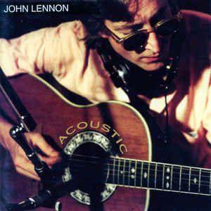 CD -  John Lennon – Acoustic