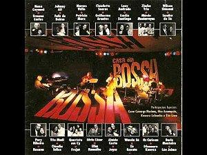 CD - Various – Casa Da Bossa Ao Vivo
