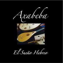 CD - Axabeba - El Sueño Hebreo - Imp