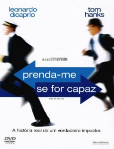 DVD - Prenda-me se for Capaz (Catch Me If You Can)