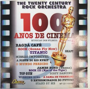 CD - Various ‎– 100 Anos de Cinema Vol.5