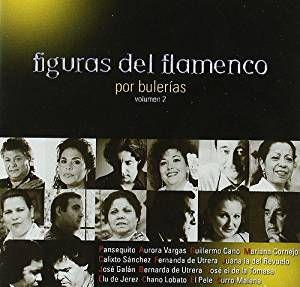 CD - Various – Grandes Figuras Del Flamenco, Vol. 2 - IMP