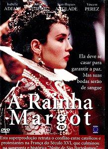 DVD - A Rainha Margot (La reine Margot)
