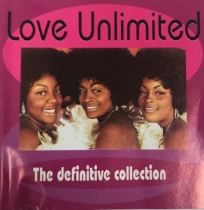 CD - Love Unlimited - The Definitive Collection