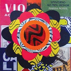 CD - Marisa Monte – Universo Ao Meu Redor