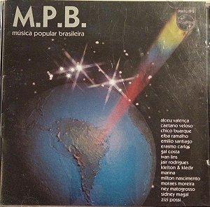 CD - M.P.B. Musica Popular Brasileira (Vários Artistas)