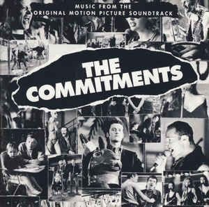 CD - The Commitments ‎– The Commitments (Music From The Original Motion Picture Soundtrack) IMP