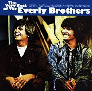 CD - Everly Brothers ‎– The Very Best Of The Everly Brothers